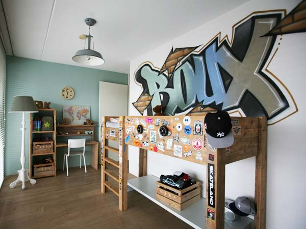 kinder-kamer-graffiti
